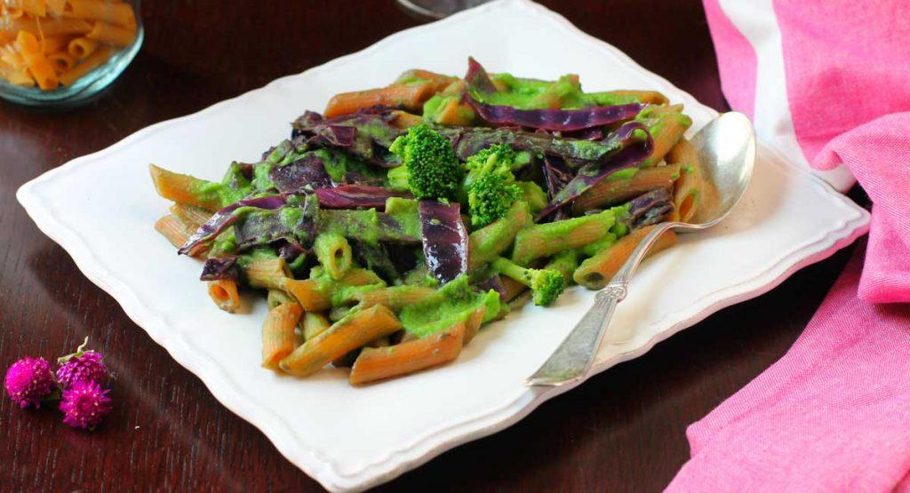 penne-broccoli-cavalfiori_ricette_equilibrium_intelligent_food