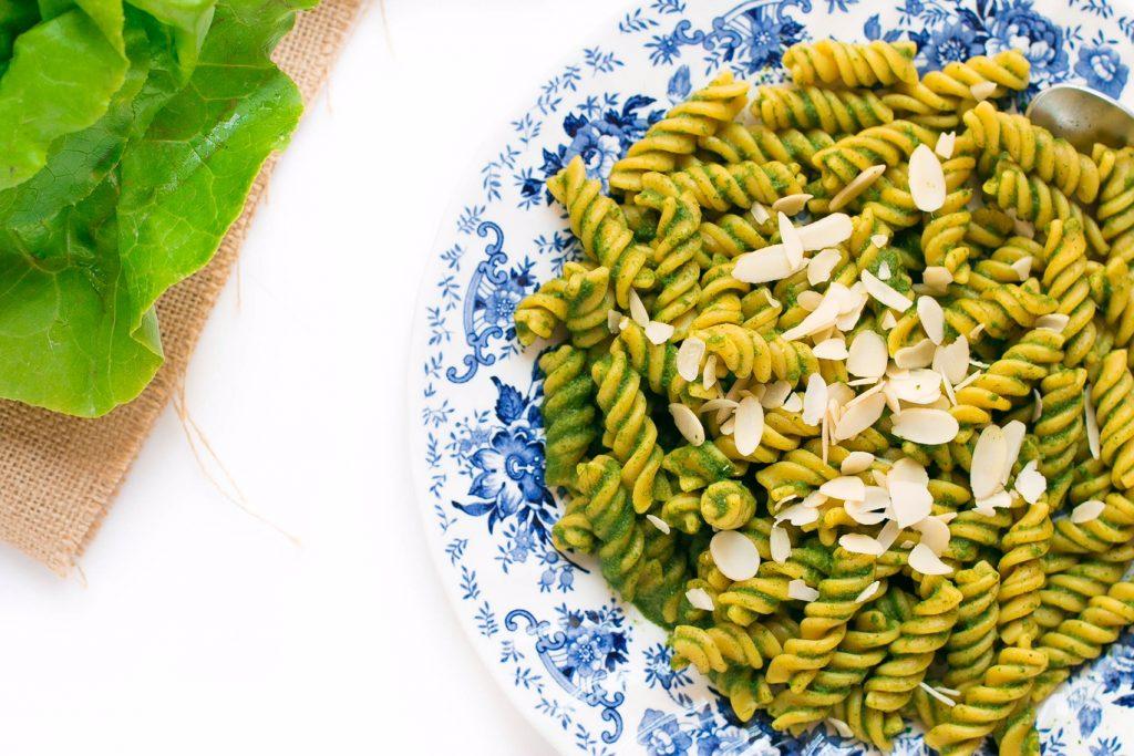 fusilli-al-pesto-di-lattuga_ricette_equilibrium_intelligent_food