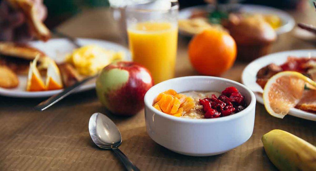 La colazione - Mangiare sano: una giornata tipo